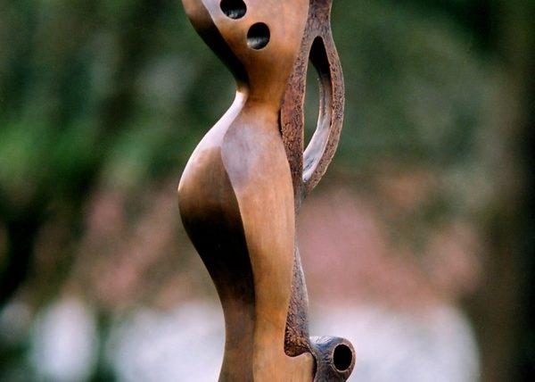 Bailarina de três Olhos II 1
