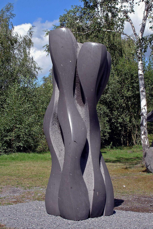 Forest of Black Dancers 2