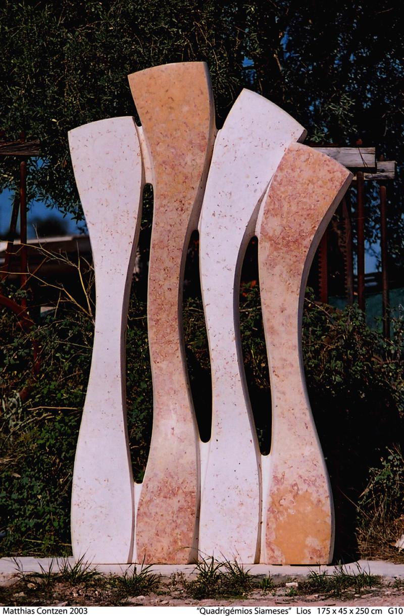 Quadrigémios Siameses