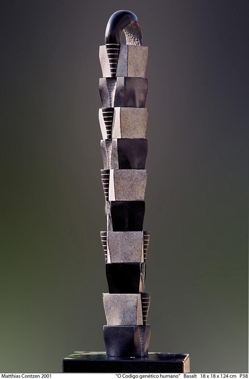 2001 O Codigo genético humano P38
