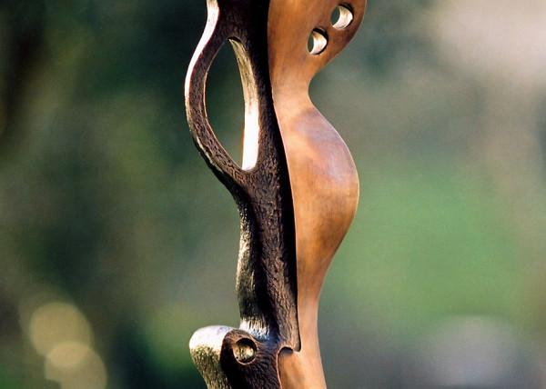 2003 Bailarina de três Olhos II B2